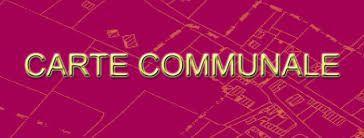 Carte Communale d'Averon-Bergelle