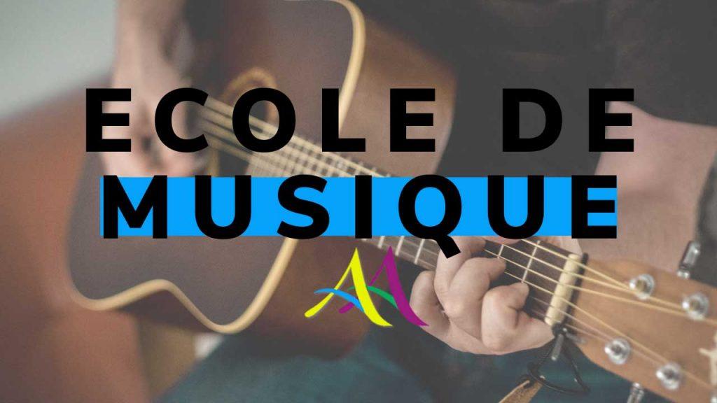 L'école de musique intercommunale de Riscle